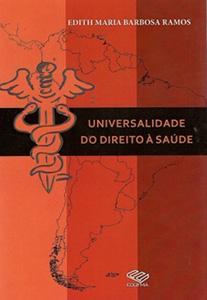 Capa do livro Universalidade do Direito à saúde